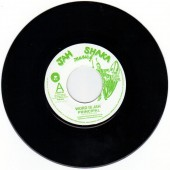 "7"" Principal/Young Warrior -- Word Is Jah"