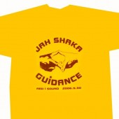 T-Shirt – Shaka Guidance (Yellow)