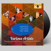 PRE-RELEASE: Young Warrior Presents 312 -- Various Artists (12″ -- 100 ONLY)